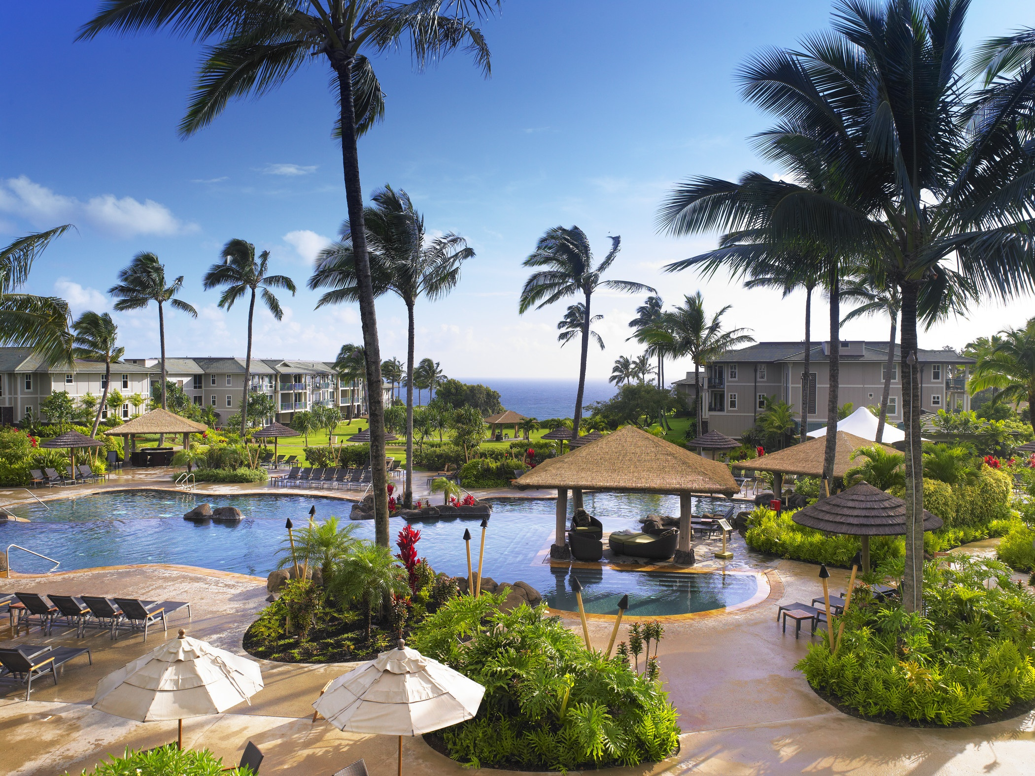 Marriott Maui Ocean Club Villas