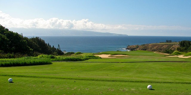 Kapalua Plantation Dunes At Maui Lani Golf Courses On