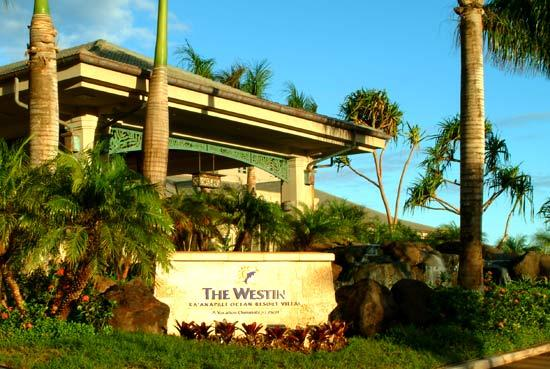 Westin Kaanapali Villas Unit Descriptions