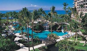 Westin Kaanapali Ocean Resort Napili Villas swimming pool