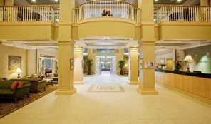Hilton Grand Vacations Club at The Flamingo Lobby