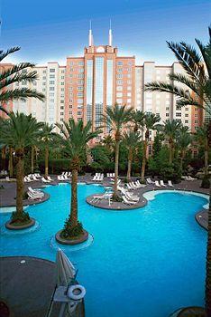 Hilton Grand Vacations Club at The Flamingo Swimming Pool