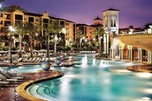 Hilton Grand Vacations Club on International Drive Swimming Pool