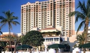 Marriott BeachPlace Towers Exterior