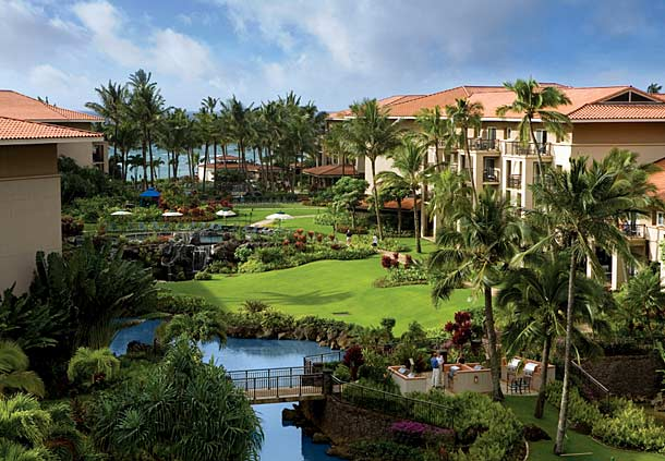 Marriott Waiohai Beach Club Timeshare for Sale