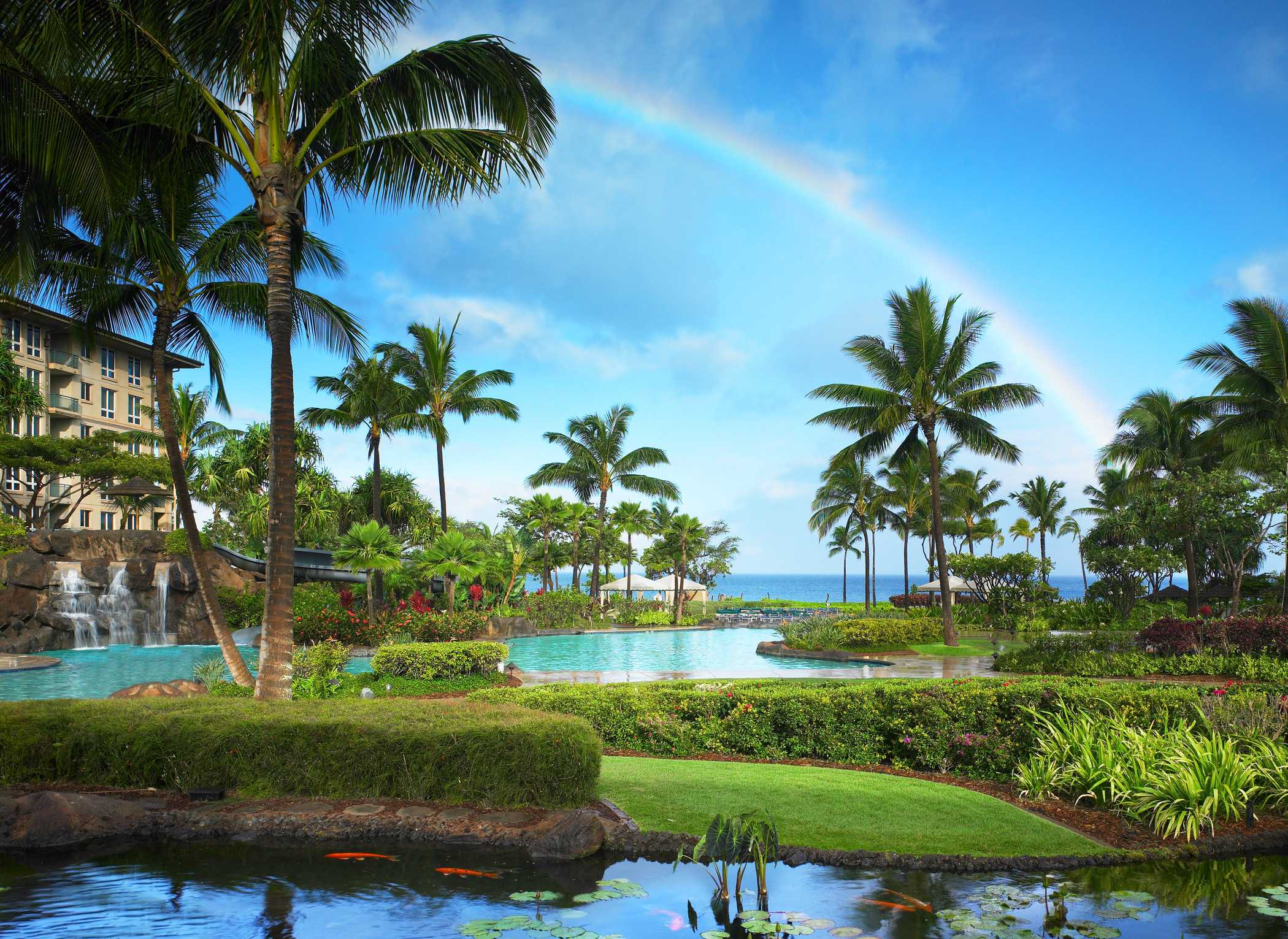 Starwood Big Island Hawaii