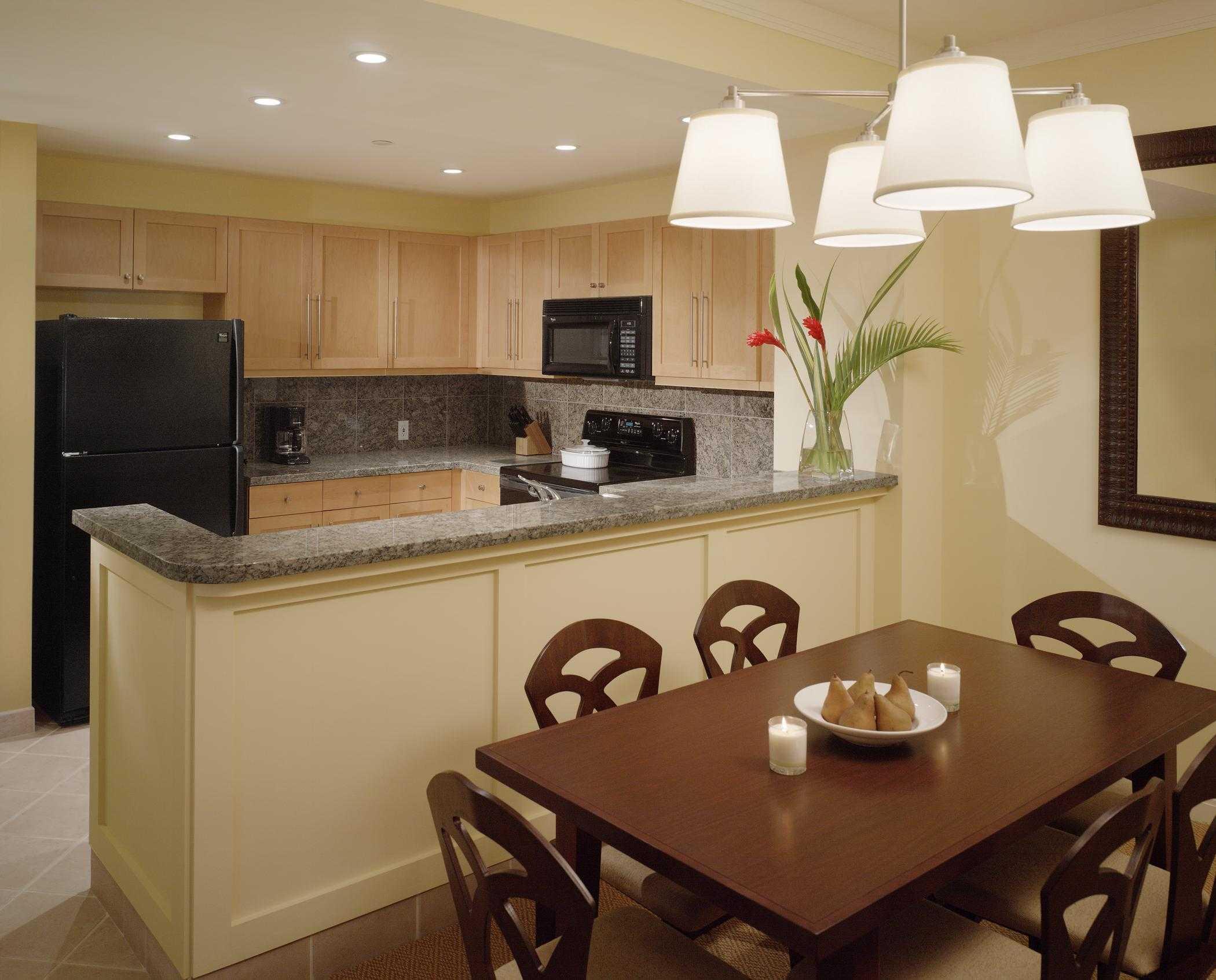 Westin Kaanapali Ocean Resort Villas Kitchen