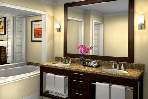 Westin Princeville Ocean Resort Villas Bathroom