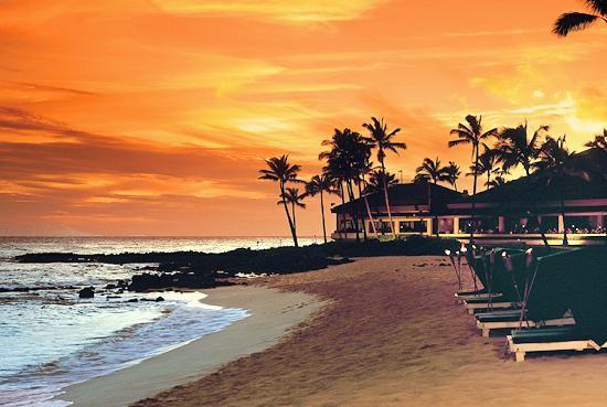 Westin Princeville Ocean Resort Villas Beach
