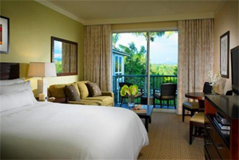 Westin Princeville Ocean Resort Villas Master Bedroom