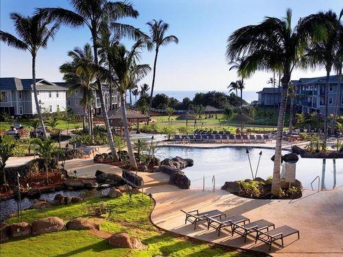 Westin Princeville Ocean Resort Villas Pool