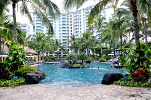 Marriott Ko Olina Swimming Pool