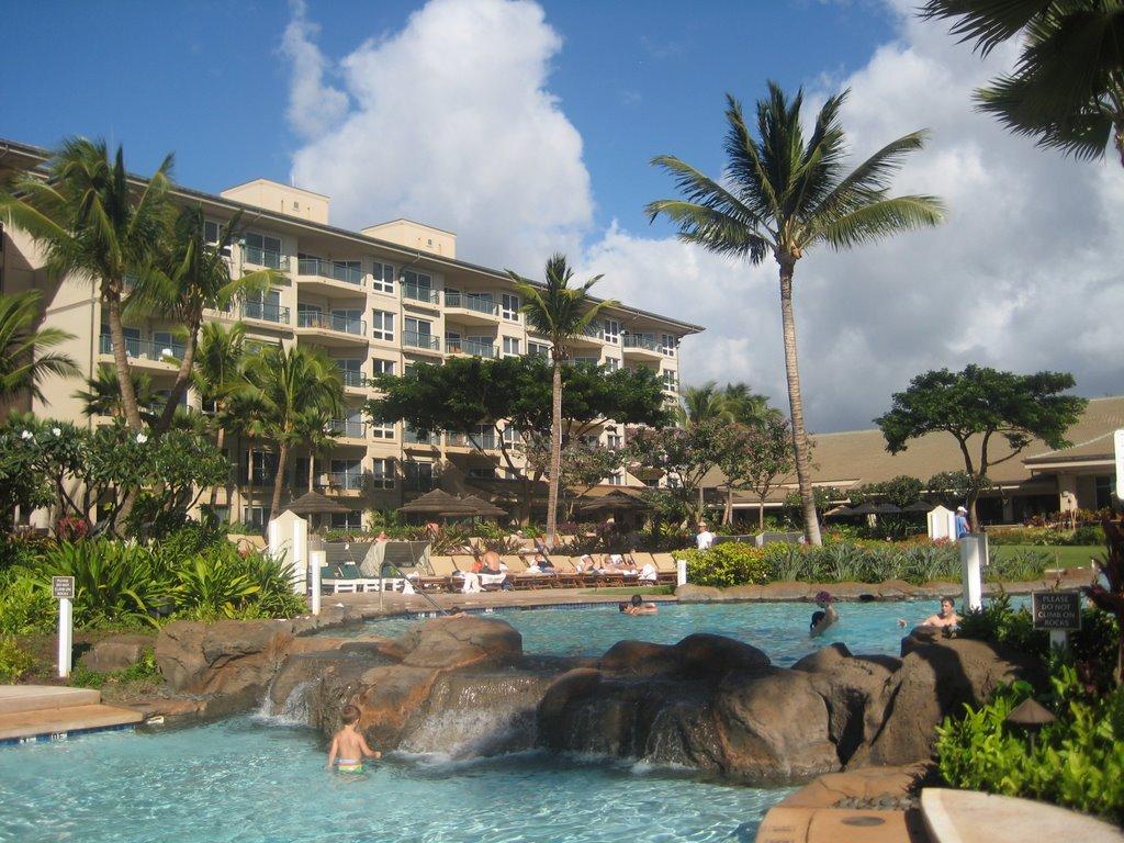 Westin Kaanapali Ocean Resort Villas Unit Descriptions