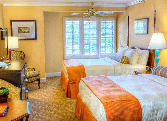 Carlsbad Inn Beach Resort Guest Bedroom