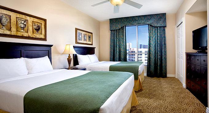 Wyndham Grand Desert Las Vegas 2 Bed Lock Off Suite 1 10 14 To 1 14 14 4 Nts Ebay