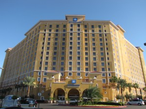 Wyndham at Grand Desert Exterior