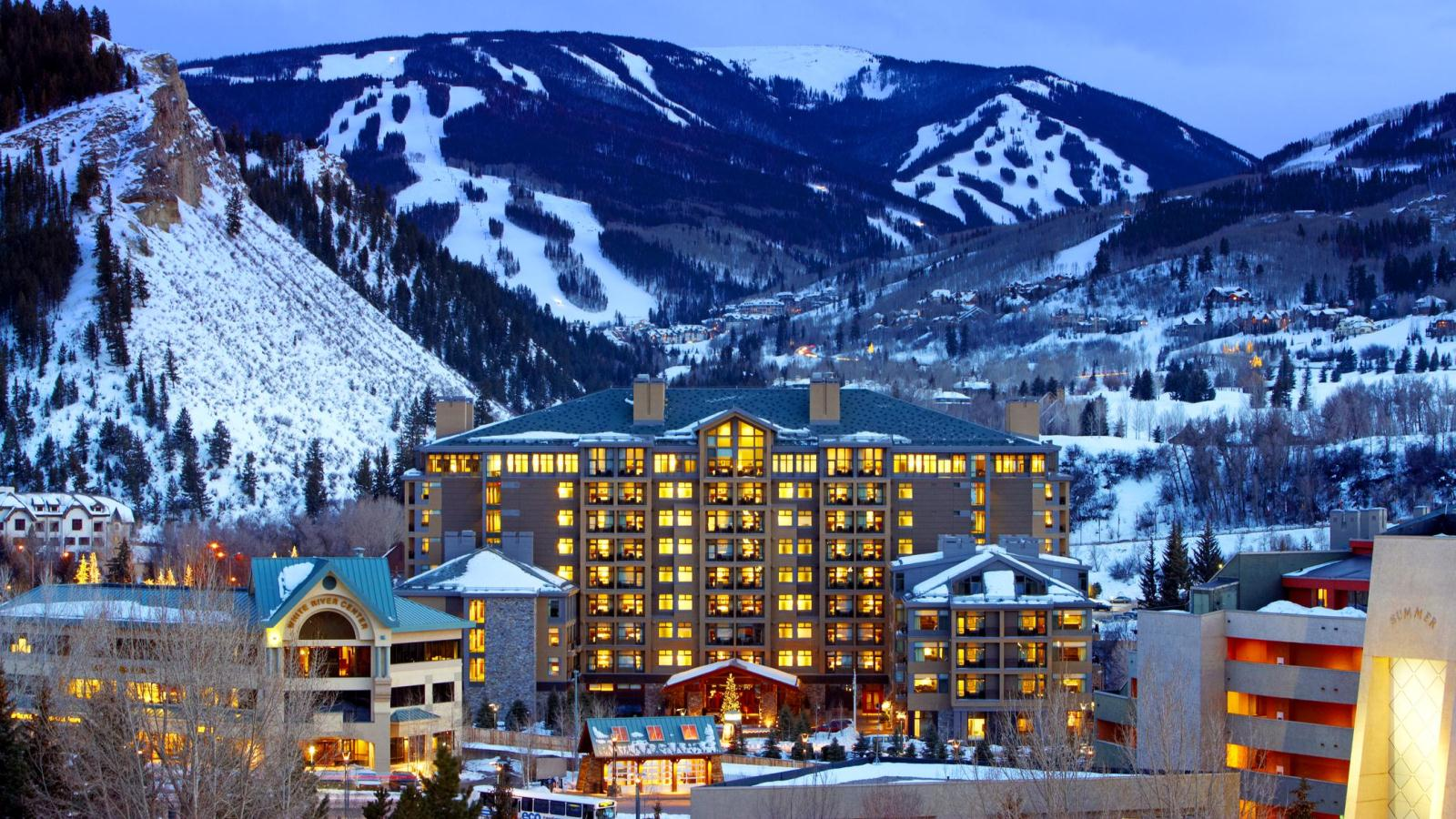 Westin Riverfront Resort at Beaver Creek Mountain