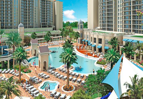 Hilton Grand Vacation Club Parc Soleil for Sale