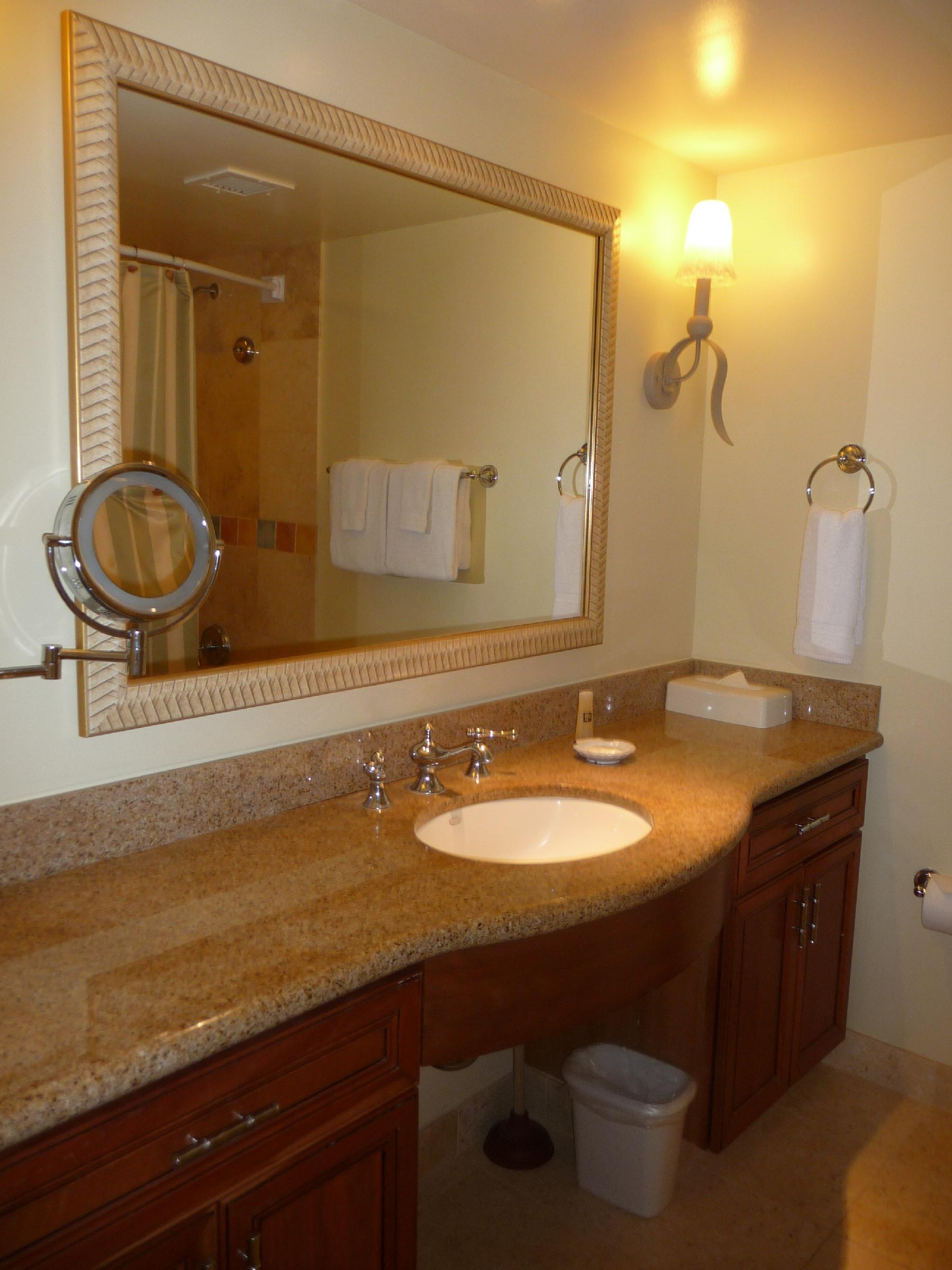 Marriott Maui Ocean Club Bathroom