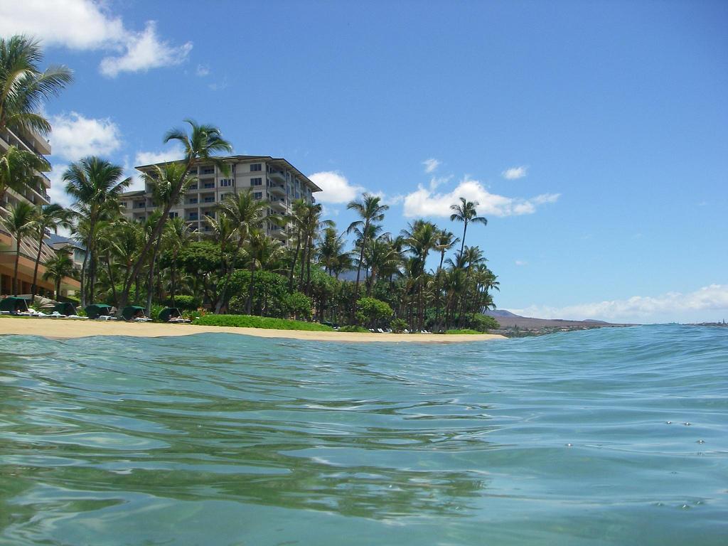 Marriott Maui Ocean Club from Water