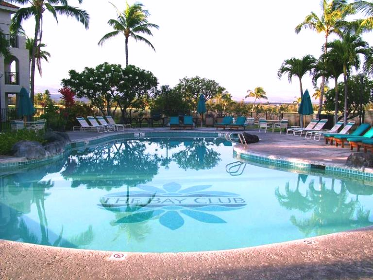 Hilton Grand Vacations Club The Bay Club at Waikoloa Resort 2018 Maintenance Fees