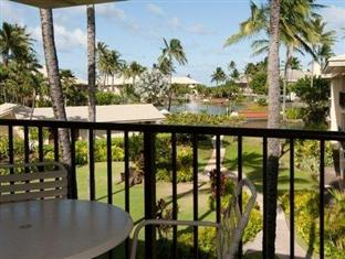 Wyndham Kauai Beach Villas Balcony