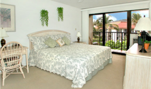 Wyndham Kauai Beach Villas Master Bedroom