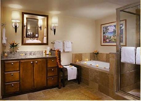 Kaanapali Beach Club Bathroom