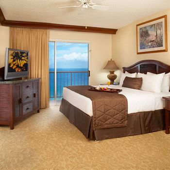 Kaanapali Beach Club Bedroom
