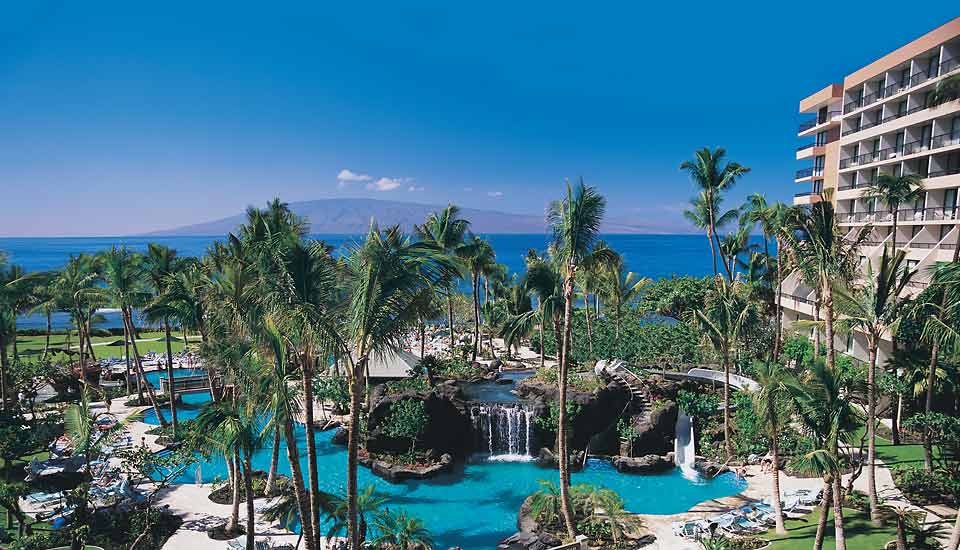 Kaanapali Beach Club Pool