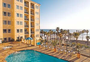 Wyndham Oceanside Pier Swimming Pool