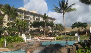 Westin Kaanapali Ocean Resort Villas Swimming Pool