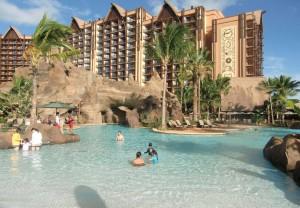 Disney Vacations Aulani Resort Swimming Pool