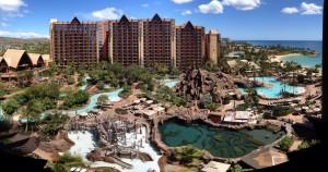 Disney Vacations Aulani Resort View