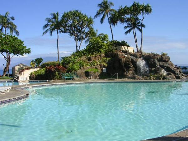 Kaanapali Beach Club Swimming Pool