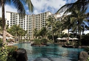 Marriott Ko Olina Beach Club Swimming Pool