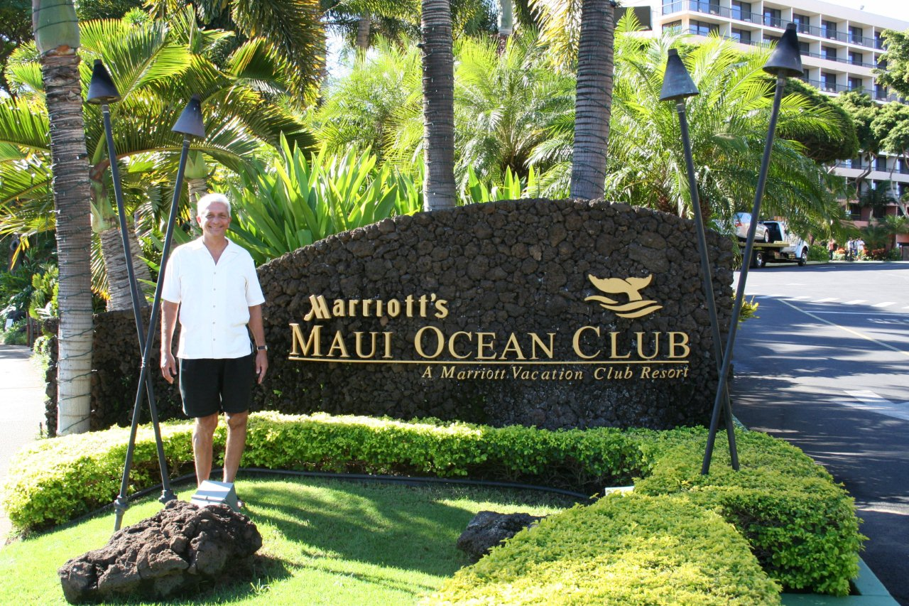 Marriott Maui Ocean Club Syed