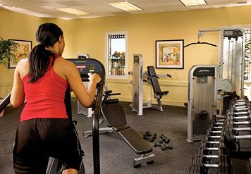 Marriott Canyon Villas at Desert Ridge Fitness Center