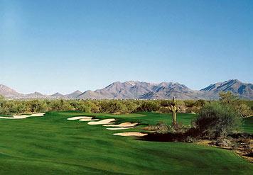 Marriott Canyon Villas Golf Course