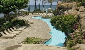 Hilton Grand Vacations Club at Waikoloa Beach Resort Lazy River