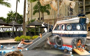 Westin Kaanapali Ocean Resort Pirate Ship