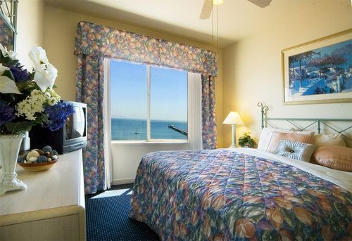 San Luis Bay Inn Master Bedroom