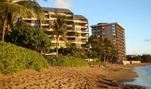 Sands of Kahana Beach
