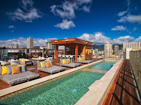 Hokulani Waikiki Roof Top Pool