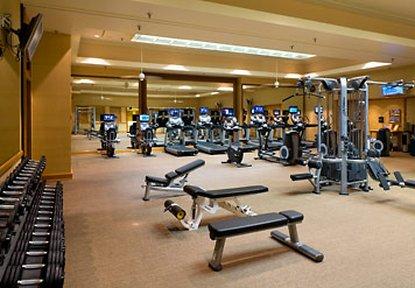 Marriott Kauai Beach Club Fitness Center