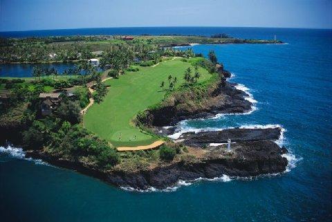 Marriott Kauai Beach Club Golf Course