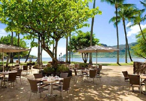 Marriott Kauai Beach Club Patio