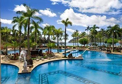 Marriott Kauai Beach Club Swimming Pool