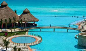 Westin Lagunamar Ocean Resort Cancun Swimming Pool