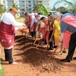 Westin Nanea Ocean Resort Ground Breaking Ceremony